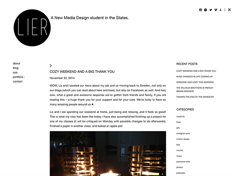 bloglier